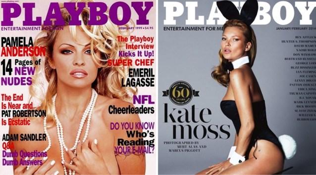 Einde van een tijdperk: Playboy stopt als tijdschrift