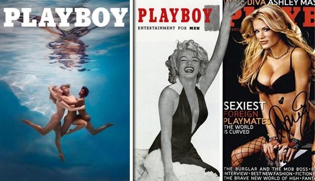 Spijtig van die goeie interviews: Playboy stopt ermee