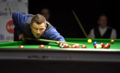 Kevin Hanssens grijpt naast finaleplaats op het EK Snooker