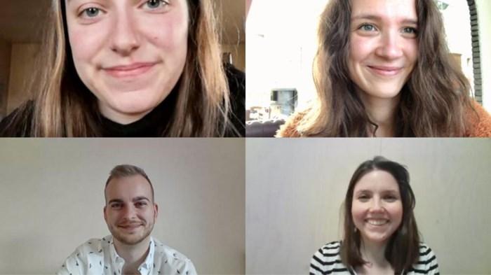 Daten in tijden van corona: jongeren richten online datingconcept op voor singles