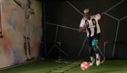Paul Pogba traint in shirt van Juventus... maar dat is deze keer niét om te provoceren, integendeel