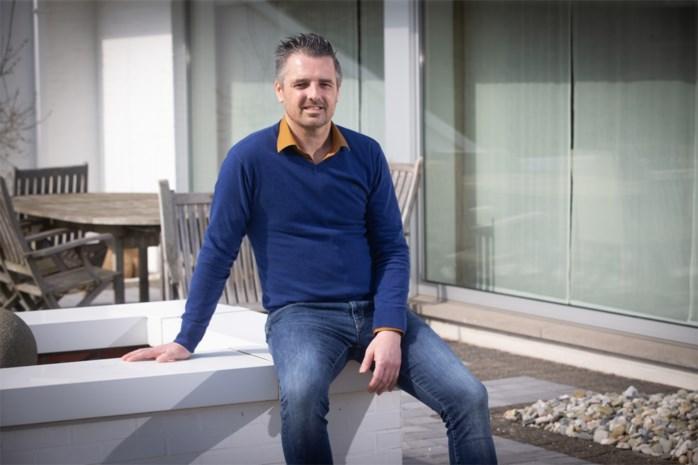 """Hij was twee weken doodziek, maar Geert (45) is eindelijk koortsvrij na coronavirus: """"Het was een hel"""""""