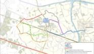 Vaartstraat en Voordestraat in Hansbeke afgesloten tot eind mei 2020