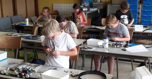 Technische jeugdkampen zijn in opmars