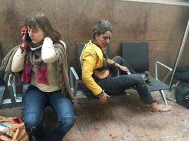 Stewardess die aanslag op Zaventem overleefde deelt haar verhaal, om mensen in bange tijden hoop te geven