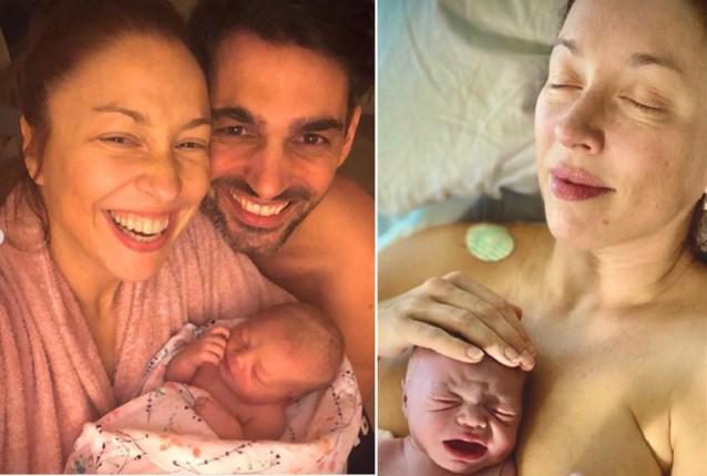 Natalia is bevallen van dochtertje