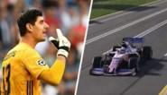 Veel pech voor Stoffel Vandoorne en Thibaut Courtois in 'Not The Bahrain GP', Vandoorne wel knap tweede in andere virtuele F1-race