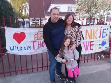 """Filip en Elena zijn terug uit Oekraïne, maar wel in quarantaine: """"Vrijwillig, na die helse reis"""""""