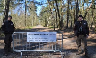 Na speeltuigen ook picknickbanken Kalmthoutse Heide op slot