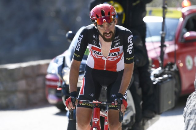 """Thomas De Gendt heeft zijn eerste zege van 2020 binnen… zonder te rijden: """"Gewonnen met een voorsprong van 3 minuten"""""""