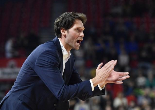 Sam Rotsaert blijft coach van Charleroi