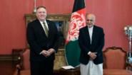 Amerikaanse minister Pompeo overlegt met taliban, VS schrappen 1 miljard aan Afghaanse hulp