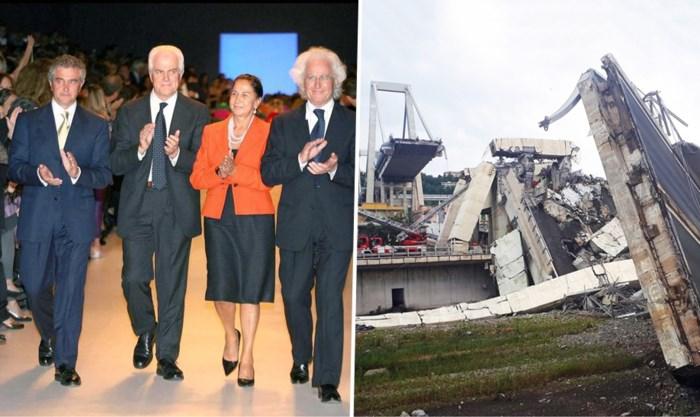 Van United Colors naar United Killers: hoe brugramp in Genua de Benetton-clan mee de dieperik insleurde
