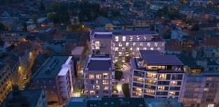 Bel-Ford zal ruimte bieden aan 71 appartementen en een kantoorgebouw