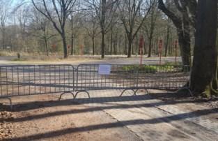 Parking Lembeekse Bossen gesloten