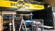 Geen Ronde van Vlaanderen, en dus ook geen sponsoring: banners, dranghekken en busjes zijn technisch werkloos