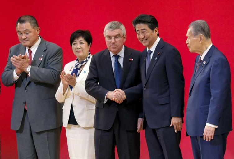 Japanse premier en IOC-voorzitter bereiken akkoord om Olympische Spelen met een jaar uit te stellen