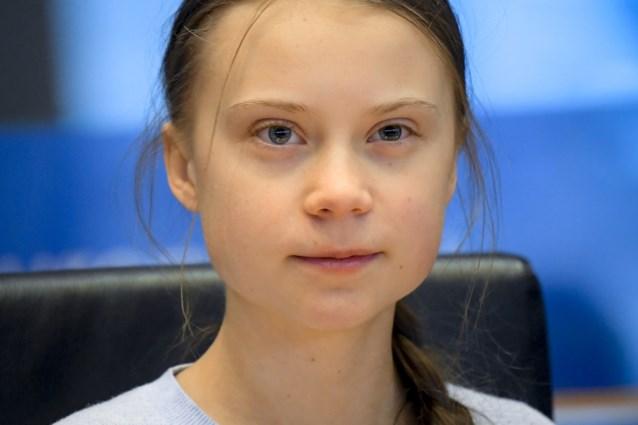 """Greta Thunberg was wellicht besmet met coronavirus: """"Tien dagen geleden kreeg ik symptomen"""""""