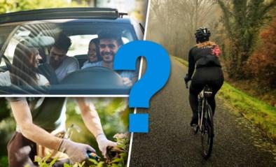 Hoe ver mag je nu nog fietsen? En wie mag de auto nemen naar een park? Al jouw vragen over coronavirus beantwoord