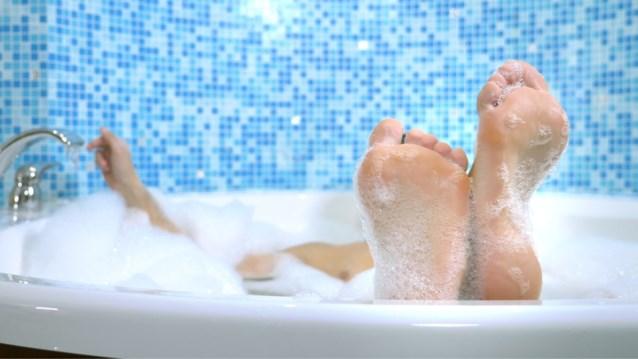 Elke dag een warm bad verlaagt risico op hartaandoeningen