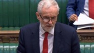 Jeremy Corbyn zwaait af als oppositieleider in Brits Lagerhuis