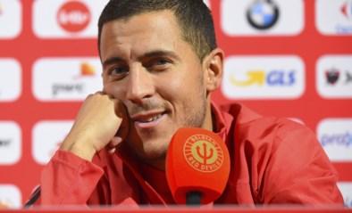 """Eden Hazard: """"Ik zou klaar geweest zijn voor het EK, maar ze moesten het wel uitstellen"""""""