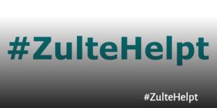Zulte start vandaag het platform #ZulteHelpt op
