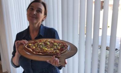 Uitbaatster B&B bakt pizza's voor personeel van woon-zorgcentrum