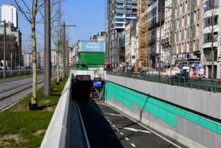 Corona stelt ook langverwacht einde van 'knip' uit: autotunnels onder Operaplein blijven nog gesloten