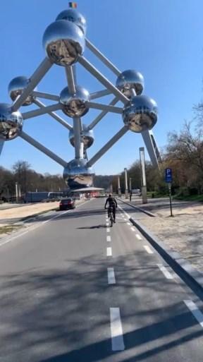 Laurens De Vreese rijdt 368km aan een stuk op de rollen en daagt Oliver Naesen uit, ook Vansummeren roert zich