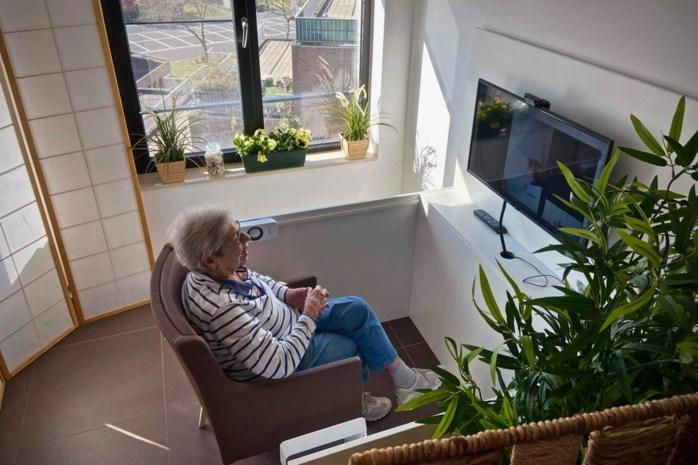 """Veilig op bezoek bij opa en oma dankzij... 'videocel': """"Nu nog een planning opmaken voor alle families"""""""