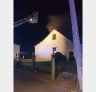 Rookmelders verwittigen bewoners tijdig bij brand in woonkamer