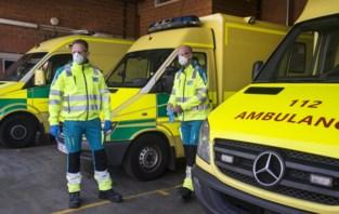 """Ambulanciers staan paraat: """"Maar waar zijn plots al die mensen met hartklachten en beroertes?"""""""