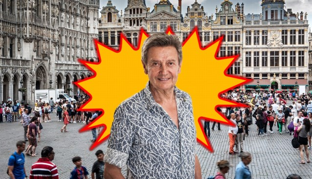 WAAR IS WILLY. Vind jij Willy Sommers terug op de Grote Markt in Brussel?