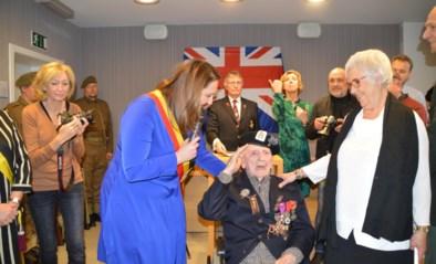 100-jarige held overleden