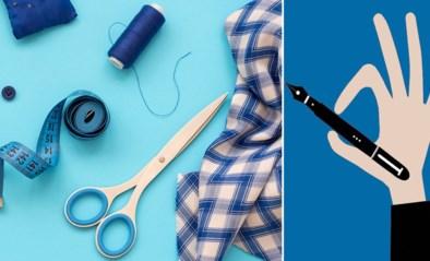 Van leren schrijven tot beginnen naaien: vijf hobby's at home