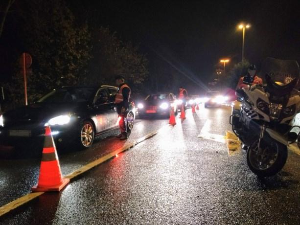 Minder ongevallen, chauffeurs geflitst of onder invloed tijdens de 'lockdown'