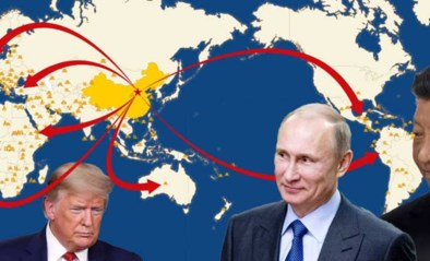 De nieuwe wereldorde komt uit het oosten: hoe China en Rusland de hele planeet overnemen