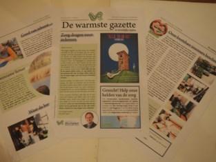 """Wichelaars krijgen """"Warmste Gazette"""" in de bus, Ledenaars een achterhaalde """"Lede Informeert"""""""