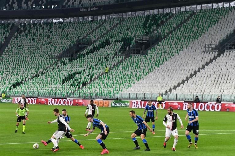 """Italiaanse bondsvoorzitter wil niet wijken: """"Zo lang het mogelijk is, verzet ik mij tegen stopzetten van de Serie A"""""""