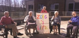 Bewoners woonzorgcentra aan het woord in hartverwarmende filmpjes