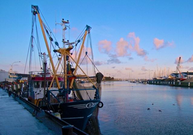 Controverse rond sluiting viswinkels op de Kaai te Nieuwpoort