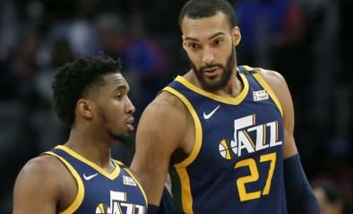 NBA-spelers Rudy Gobert en Donovan Mitchell zijn genezen