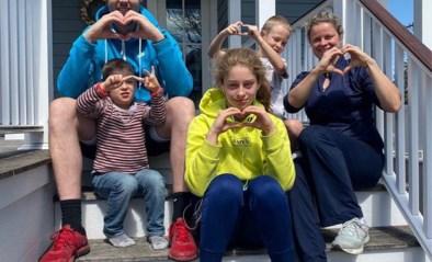 Haar comeback? Kim Clijsters is nu vooral dankbaar om bij haar gezin te kunnen zijn