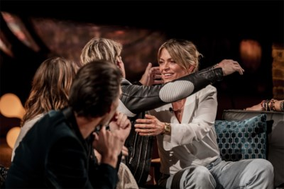 """Karen Damen bijt de spits af in zesde seizoen van 'Liefde voor muziek': """"Nooit gedacht dat een lied van K3 me zo hard zou ontroeren"""""""