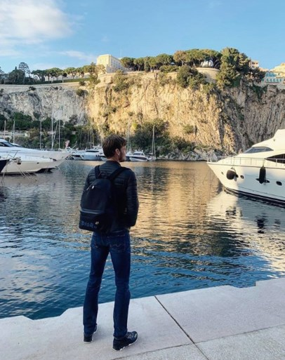 """David Goffin vanuit zijn thuisbasis Monaco: """"In conditie blijven en nieuwe recepten uitproberen"""""""