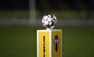 <B>Geen amateurvoetbal meer in België: alle leiders meteen uitgeroepen tot kampioen</B>