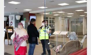 Gezocht: sprekende wegwijzers voor in het ziekenhuis