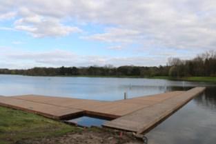 Corona vertraagt opening nieuwe zwemzone De Ster: bouw ligt stil