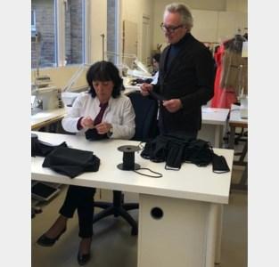 Prestigieus modehuis maakt trendy mondmaskers en geeft ze aan ziekenhuizen: